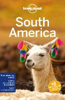 Lonely Planet South America - Travel Guide (Paperback)