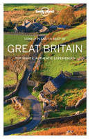 Lonely Planet Best of Great Britain - Travel Guide (Paperback)