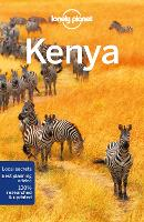 Lonely Planet Kenya - Travel Guide (Paperback)