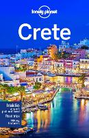 Lonely Planet Crete - Travel Guide (Paperback)