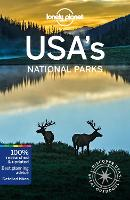 Lonely Planet USA's National Parks - Travel Guide (Paperback)