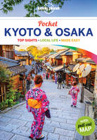 Lonely Planet Pocket Kyoto & Osaka - Travel Guide (Paperback)