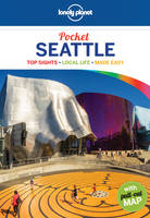 Lonely Planet Pocket Seattle - Travel Guide (Paperback)