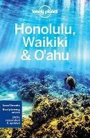 Lonely Planet Honolulu Waikiki & Oahu - Travel Guide (Paperback)