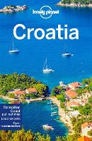 Lonely Planet Croatia - Travel Guide (Paperback)