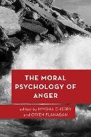 The Moral Psychology of Anger - Moral Psychology of the Emotions (Paperback)