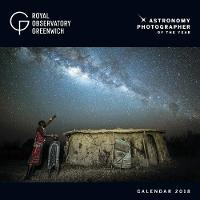 2018 Astronomy Photographer Of The Year Wall Calendar