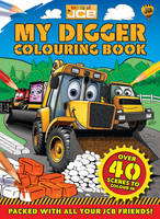 My Digger Colouring Book