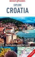 Insight Guides Explore Croatia - Croatia Travel Guide - Insight Explore Guides (Paperback)