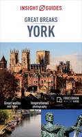Insight Guides Great Breaks York (Travel Guide with Free eBook) - Insight Great Breaks (Paperback)