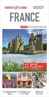 Insight Guides Travel Map France - Map of France - Insight Travel Maps (Sheet map)