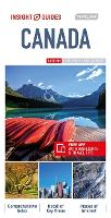 Insight Guides Travel Map Canada - Insight Travel Maps (Sheet map)