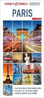 Insight Guides Flexi Map Paris - Insight Flexi Maps (Sheet map)
