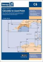 Imray Chart C6: Salcombe to Lizard Point - C Series C6 (Sheet map, folded)
