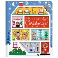 Is it Nearly Christmas? (Board book)