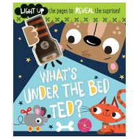 What's Under the Bed, Ted? (Board book)