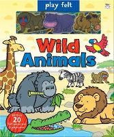 Play Felt Wild Animals