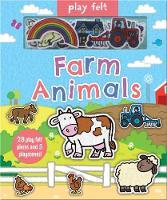 Play Felt Farm Animals