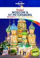 Lonely Planet Pocket Moscow & St Petersburg - Travel Guide (Paperback)