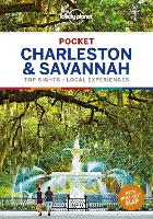 Lonely Planet Pocket Charleston & Savannah - Travel Guide (Paperback)