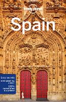Lonely Planet Spain - Travel Guide (Paperback)