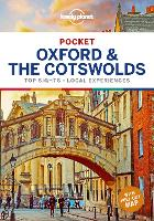 Lonely Planet Pocket Oxford & the Cotswolds - Travel Guide (Paperback)