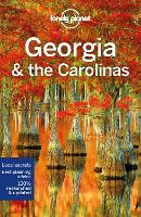 Lonely Planet Georgia & the Carolinas - Travel Guide (Paperback)