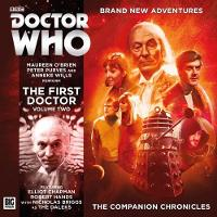 The Companion Chronicles: The First Doctor Volume 2 - Doctor Who - The Companion Chronicles 2 (CD-Audio)