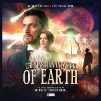 The Martian Invasion of Earth (CD-Audio)