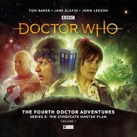 The Fourth Doctor Adventures Series 8 Volume 1 - Doctor Who The Fourth Doctor Adventures Series 8 1 (CD-Audio)