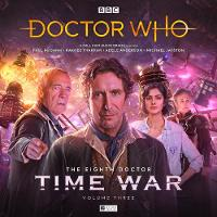 The Eighth Doctor: The Time War Series 3