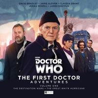 The First Doctor Adventures - Volume 1 - Doctor Who - The First Doctor Adventures 1 (CD-Audio)