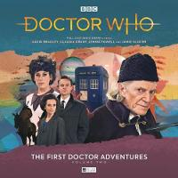 The First Doctor Adventures Volume 2 - Doctor Who - The First Doctor Adventures 2 (CD-Audio)