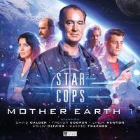 Star Cops - Mother Earth Part 1 - Star Cops 1 (CD-Audio)