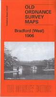 Bradford (West) 1906: Yorkshire Sheet 216.07 - Old Ordnance Survey Maps of Yorkshire (Sheet map, folded)