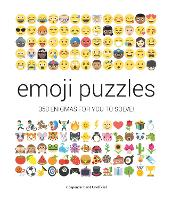 Emoji Puzzles: 350 Enigmas for You to Solve (Paperback)