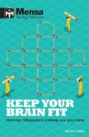 Mensa: Keep Your Brain Fit (Paperback)