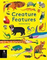 Creature Features (Hardback)