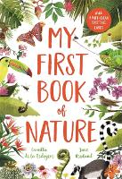 My First Book of Nature: (with wipe-clean spotting cards) (Hardback)