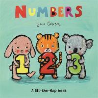Jane Cabrera: Numbers (Board book)