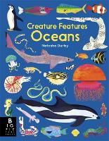 Creature Features Oceans (Hardback)