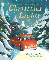 Christmas Lights - Carolina Rabei Lights (Hardback)