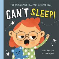 Can't Sleep - Can't Do Series (Board book)