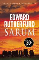 Sarum: 30th anniversary edition of the bestselling novel of England (Paperback)