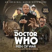 Doctor Who: Men of War: 1st Doctor Audio Original (CD-Audio)