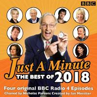 Just a Minute: Best of 2018: 4 episodes of the much-loved BBC Radio comedy game (CD-Audio)