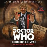 Doctor Who: Horrors of War: 3rd Doctor Audio Original (CD-Audio)