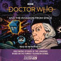 Doctor Who and the Invasion from Space: First Doctor story (CD-Audio)