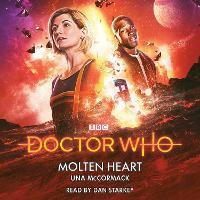 Doctor Who: Molten Heart: 13th Doctor Novelisation (CD-Audio)