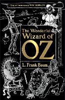 The Wonderful Wizard of Oz - Gothic Fantasy (Hardback)